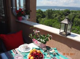 Sea View Chayka Apartment