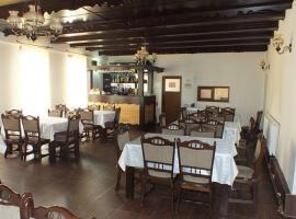 Pensiune Restaurant la Pogace