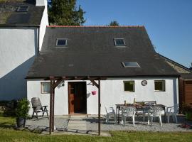 Carhaix Cottage, Landeleau (рядом с городом Cléden-Poher)