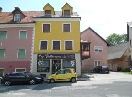 Cafe Vielharmonie Apart-Pension