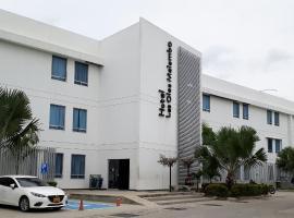 Hotel las Olas Malambo