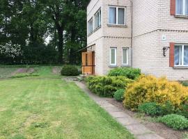 Park apartment, Jēkabpils