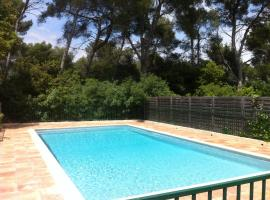 Petite Maison au calme, Golfe-Juan (Near Vallauris)