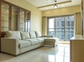 Spacious 3BHK with a Fabulous View @ Andheri West, Мумбай (рядом с городом Madh)