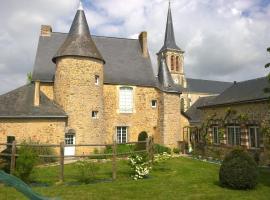 Manoir de la Grand'Cour, Soulgé-sur-ouette (рядом с городом Montsûrs)