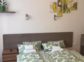 Weninger Studio Apartman, Kiskunhalas (рядом с городом Pirtó)