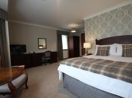 Strathburn Hotel, Inverurie (рядом с городом Kemnay)