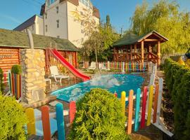 Hotel Panorama, Kremenets'
