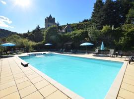 Appartement - Chateau en Ardache La Reine, Saint-Prix (рядом с городом Margnac)