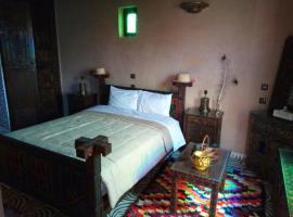 Maison Jnane Ghmate, Aghmat