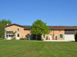 Ferme de Mouline, Sainte-Foy-la-Longue (рядом с городом Saint-Laurent-du-Bois)