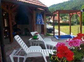 Kuća za odmor Blaževci-Luka, Blaževci (рядом с городом Plemenitaš)