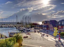 Meerblick Lemkenhafen