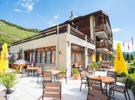 Hotel Restaurant Silbersand