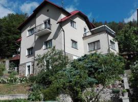 Apartmán Pod Borkem, Karlštejn (Srbsko yakınında)