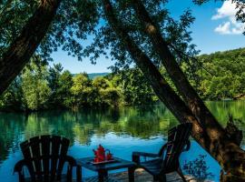 FortUNA Holiday Home, Bihać (Račić yakınında)