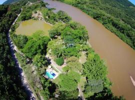Gamboa Eco Refugio Pousada, Iporanga