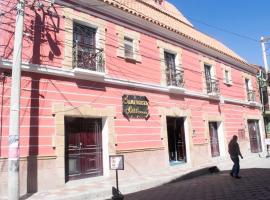 Samaricusun Hotel, Potosí (Chullpa Khasa yakınında)