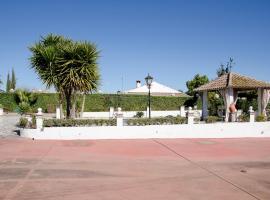 Villa Los Naranjos Montemayor, Montemayor (рядом с городом La Rambla)