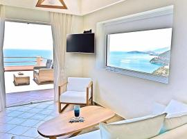 Blue Horizon Suites, Паралион Астрос (рядом с городом Ксиропигадо)