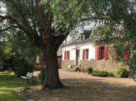 Le Ferme du Gaillon Gite, Haussez (рядом с городом Saint-Arnoult)