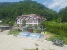 Pensiunea Osencuta, Tălmaciu