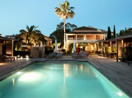 Hotel Villa Cosy, Saint-Tropez