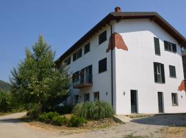 La Casa dei Pensanti, Ponzone (Malvicino yakınında)