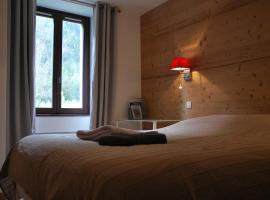 Appartement Chamonix Bossons