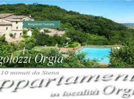 Casa Vacanze Borgolozzi, Stigliano (Filetta yakınında)