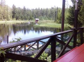 Peebu Parvsaun, Kilingi-Nõmme (Marina yakınında)