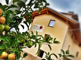 Agritur Il Tempo delle Mele, Caldes (San Giacomo di Caldes yakınında)