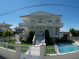 Seaside Villa (Apartment 1), Ássos (рядом с городом Като-Ассос)