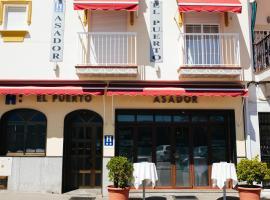Hostal El Puerto, Caleta De Velez