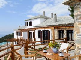 Esperos Suites & Villas, Lafkos