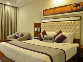 Grand Hira Resort Neemrana, Behror (рядом с городом Nārnaul)