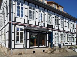 Alte Apotheke Hotel und Cafe, Bad Essen (Westerfeld yakınında)