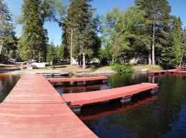 Pine Grove Point Campground, Harcourt (Maynooth yakınında)