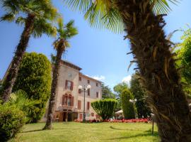 Hotel Villa Quiete, Montecassiano (Giuliodori yakınında)