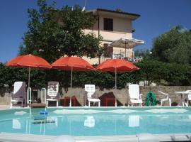 B&B La Casa Di Zefiro, Limite (San Giusto yakınında)