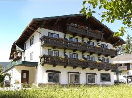 Appartementhaus Huber, Abersee