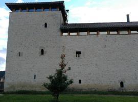 Albergue Cantoblanco, Баррон (рядом с городом Осма)