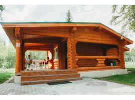 Парк руза, Chernëvo (рядом с регионом Ruzskoye Reservoir)