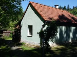 Ubytování U Vodáka, Písek (Horní Novosedly yakınında)