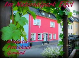 Romantik-Ferienhaus-Gemünd, Gemünd