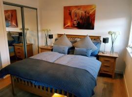 Yvi's Apartment, Inverurie (рядом с городом Oldmeldrum)