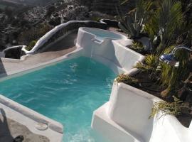 Vilna House with private pool, Агаэте (рядом с городом Сан-Педро)