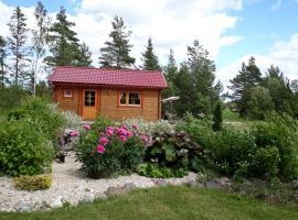 Männiste Holiday Home, Hiievälja (Järveküla yakınında)