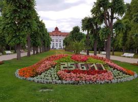 Holiday Apartment II, Karlovy Vary (Rybáře yakınında)