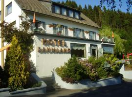 Hotel Raumland, Bad Berleburg (Meckhausen yakınında)